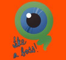 Sam the Septic Eye V.2 Kids Tee