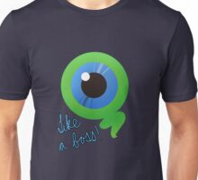 Sam the Septic Eye V.2 Unisex T-Shirt