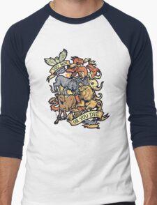 Win or Die Men's Baseball ¾ T-Shirt