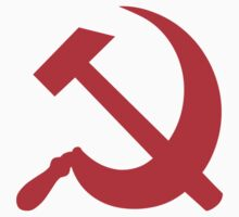 Hammer and Sickle - Communist Symbol  by sweetsixty