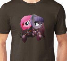Warrior Pinkie Pie and Maud Pie Unisex T-Shirt