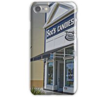 See's Candies ~ Yummy Chocolates ~ San Diego by Marie Sharp iPhone Case/Skin