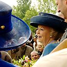 HM Queen Beatrix - Among the people by steppeland