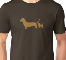 Little Big Dog Unisex T-Shirt