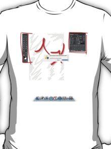 Frozen Photoshop  T-Shirt