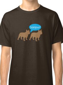 Canine Welcome Classic T-Shirt