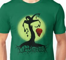 Heart Skull Tree Unisex T-Shirt