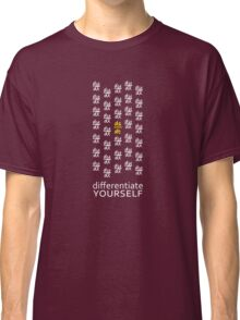 Differentiate Yourself (Dark Shirt) Classic T-Shirt