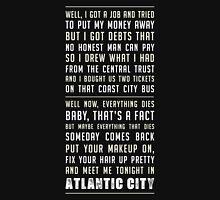 Atlantic City - Springsteen Unisex T-Shirt