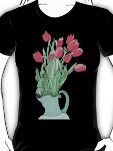 Red Tulips ~  T-Shirt