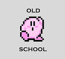 Old School Kirby by valelanz94