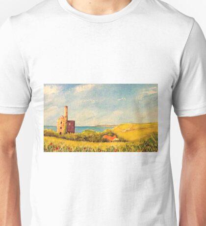 Wheal Friendly engine house Unisex T-Shirt