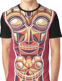 THE POWER TOTEM Graphic T-Shirt