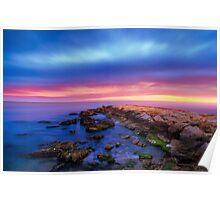 Landscape Sunrise Poster