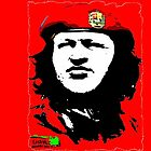 Hugo Chavez iphone & ipod case by MURRAY BROUGH