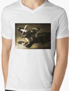 Tattoo Machine 9 Mens V-Neck T-Shirt