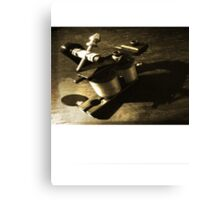 Tattoo Machine 9 Canvas Print