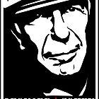 Leonard Cohen by Celticana
