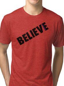 Justin Bieber Believe Tri-blend T-Shirt
