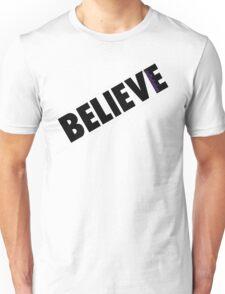 Justin Bieber Believe Unisex T-Shirt
