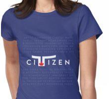 Toronto Citizen Womens Fitted T-Shirt