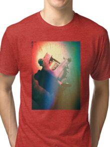 Tattoo Machine 13 Tri-blend T-Shirt