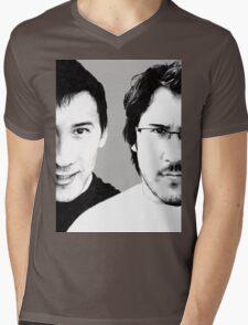 3 years of Markiplier Mens V-Neck T-Shirt