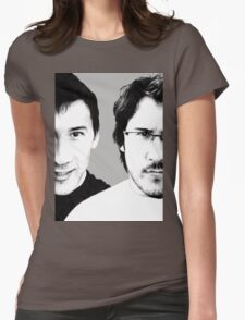 3 years of Markiplier Womens Fitted T-Shirt