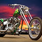 Chopper #10 by DaveKoontz