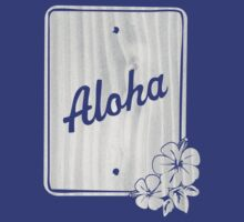 Aloha From Hawaii by misoramen