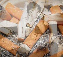 Cigarette chaos. by xenxen