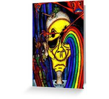 Taste The Rainbow Greeting Card