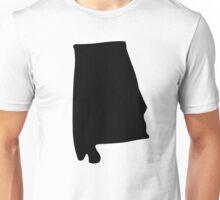 American State of Alabama Unisex T-Shirt