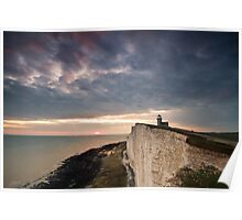Belle tout lighthouse Poster