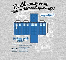 Build your own time machine and spacecraft! Unisex T-Shirt