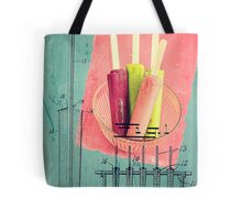 Invention of the Ice Pop Tote Bag