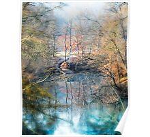 The Creek at Greenway Farms Poster