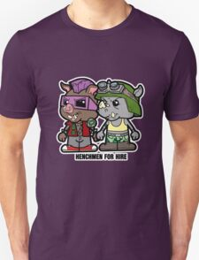Lil Rocksteady and Bebop T-Shirt
