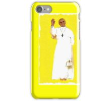 Pope Francis iphone & ipod case iPhone Case/Skin