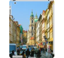 Czech Alley iPad Case/Skin