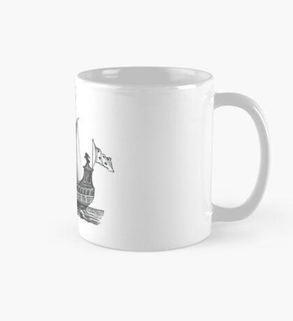 The Griffin Ship Sailing Mug