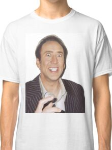 Nicolas Cage Classic T-Shirt
