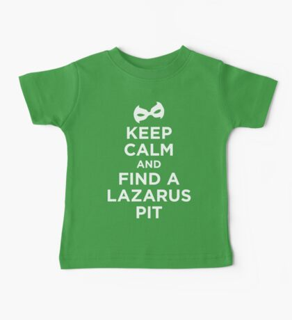 Keep Calm and Find a Lazarus Pit (WL) Kids Clothes
