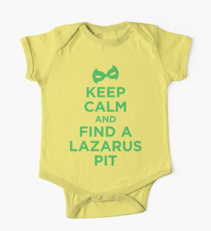 Keep Calm and Find a Lazarus Pit (GL) Kids Clothes