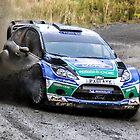 Ford WRC Rally GB by Danny Thomas