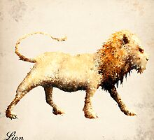 The Lion by Downsea