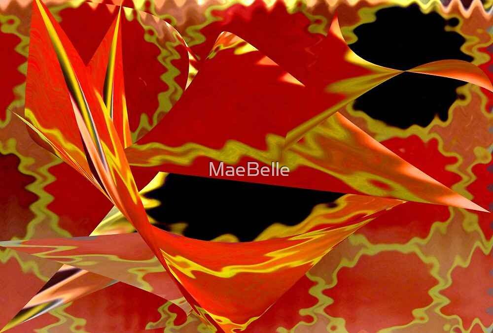 Kooky Angles by MaeBelle