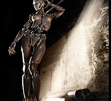 Cyberpunk Photography 024 by Ian Sokoliwski