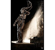 Cyberpunk Photography 024 Photographic Print