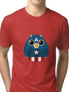 CAPT. OWL Tri-blend T-Shirt